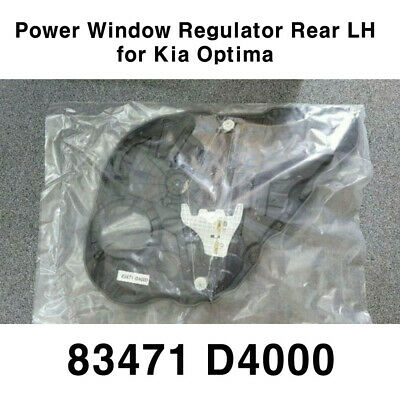 OEM Power Window Regulator Rear Left LH 83471D4000 for KIA Optima 2016-2020