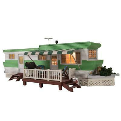 NEW Woodland Scenics Grillin  & Chillin  Trailer O BR5861