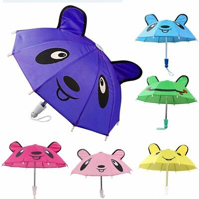 Fashion Umbrella Cotton Rope For 18 Inch Girl Dolls Handmade Toys Accessories  (Toy Umbrella)