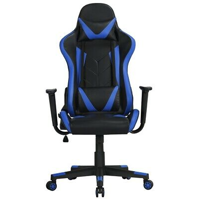 High Back Racing Style Gaming Chair Reclining Office Executive Task Chair