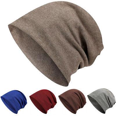 infarbig Slouchy Mütze Hut Beiläufig Ski Übergröße Kappe Neu (übergroße Hüte)