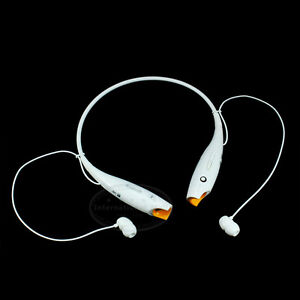 Wireless Bluetooth Handsfree Headset Earphone For iPhone 4S 5S LG Samsung Nokia