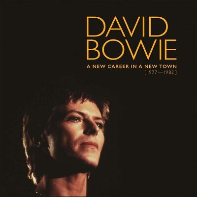 DAVID BOWIE A New Career In A New Town 13LP Vinyl Box-Set NEW 2017