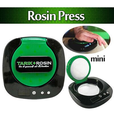 USA Tarik T-Rex Presses Extracting Tool Mini Heat Press Machine Oil Trex Tech