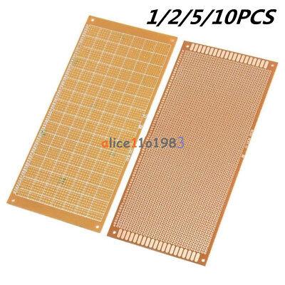 12510pcs 10x22cm Diy Prototype Paper Pcb Universal Board 1022 Cm 10cmx22cm