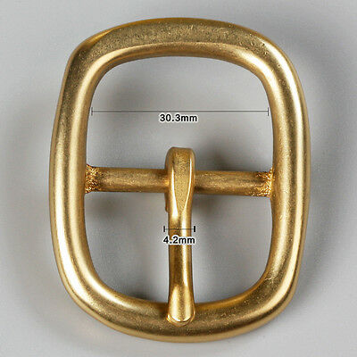 Пряжки Wuta Solid Brass Middle Bar