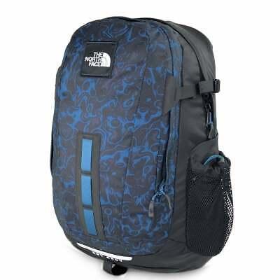 NORTH FACE Hot Shot Backpack Blue Coral/TNF Black T93KYJES3-