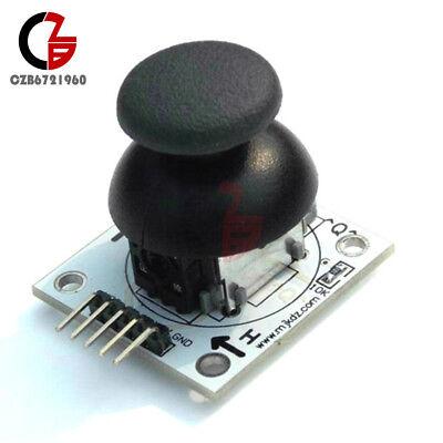 5pcs Joystick Breakout Sensor Shield Module For Robot Arduino Uno 2560 R3 Stm32