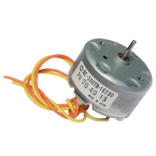 Fisher Price Cradle Swing Motor RF-500TB-18280 6Vdc Mabuchi