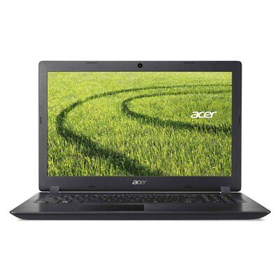 """Acer Aspire 3 - 15.6"""" Laptop Intel Celeron N3350 1.1GHz 4GB Ram 500GB HDD W10H"""