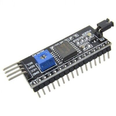 5pcs Iic I2c Twi Spi Serial Interface Board Module Port For Arduino 1602lcd Sj