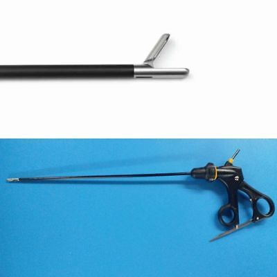 5 Mm Laparoscopic Biopsy Spoon Grasper Forceps Laparoscopy Surgical Addler