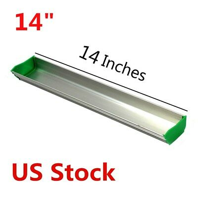 Usa Stock 14 Aluminum Emulsion Scoop Coater Silk Screen Printing Coating Tool