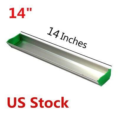 Usa Stock 14 Aluminum Emulsion Scoop Coater Silk Screen Printing Coating Tool