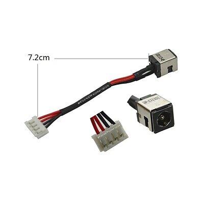 DC Jack Connecteur Alimentation Pour Asus X70IJ X70IL X70IO X70SE X70Z X70SR