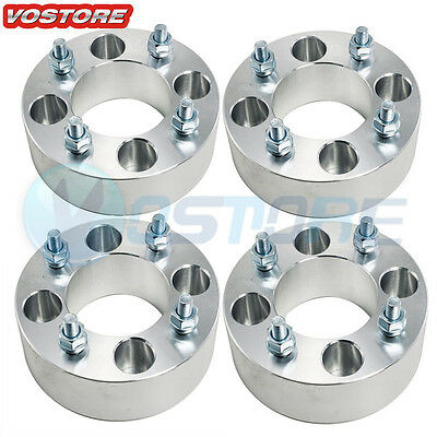 "4pc 2.5"" Thick 4x4 Wheel Spacers Adapters for EZ GO Club Car Golf Cart 1/2""x20"