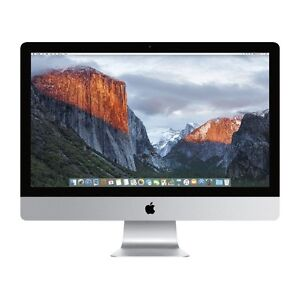 "WANTED Faulty Apple iMac******2010******2012 2013 21.5"" / 27"" Modbury Heights Tea Tree Gully Area Preview"