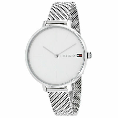 NEW Tommy Hilfiger Women's Classic Watch Quartz Mineral Crystal 1782163