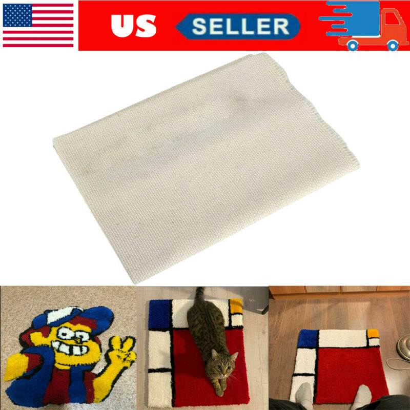 Primary Tufting Cloth Backing Fabric for Using Rug Tufting Guns Width 5M