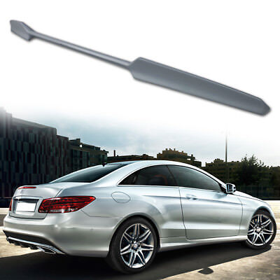 Unpaint Mercedes BENZ C207 E Class Coupe High V Trunk Spoiler 2016 E550