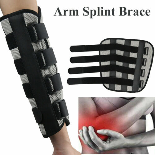 Breathable Upper Limb Elbow Joint Correcting Brace Arm Splint Support S/M/L Health & Beauty