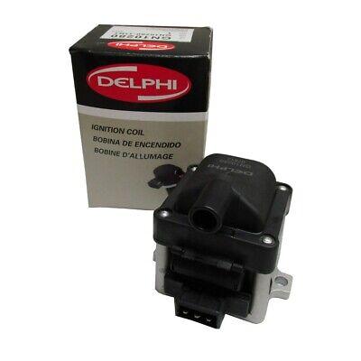 Delphi Ignition Coil For 1991-2004 Cabriolet, Corrado, Jetta, Golf, Passat Golf Jetta Cabriolet