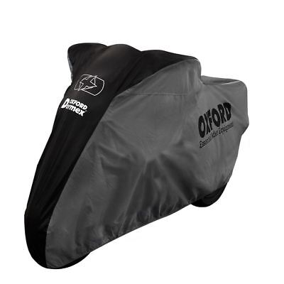 Oxford Dormex Indoor Motorcycle Bike Scooter Cover XL Breathable Dustproof CV404