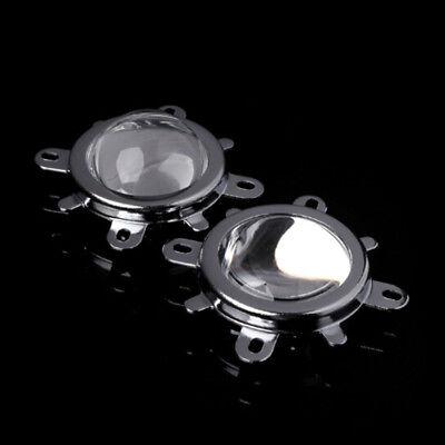 50w 70w 100w 120w Cob Chip Fixed Bracket 50mm Reflector Collimator Led Lens