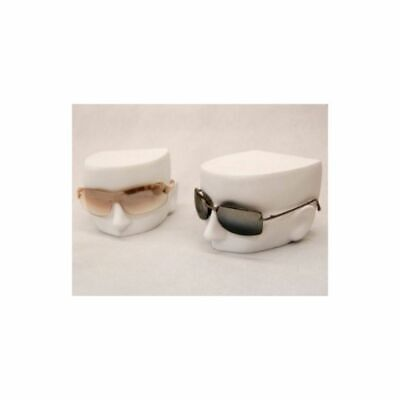 Womens Adult Mannequin Head Sun Glasses Display - 4 Pack