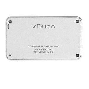 xDuoo Headphone Sound Amplifier Sound Improver Connecte For iPhone Samsung L5D5