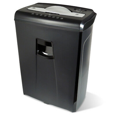Aurora Au650ma High-security 6-sheet Micro-cut Paper Credit Card Shredder