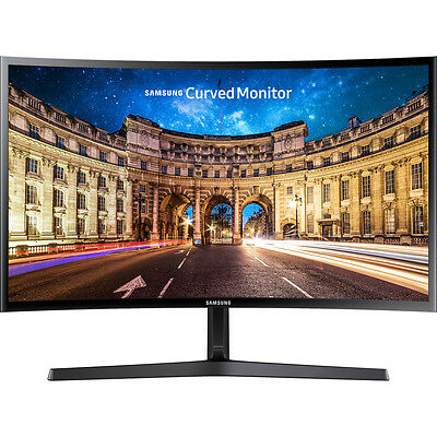 "Samsung 27"" Curved Full HD LED Gaming Monitor with Eye Saver Mode 