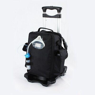 Mobiles Sauerstoffkonzentrator  1bis5 Liter ,12 Volt,Akku,220 V /90 %