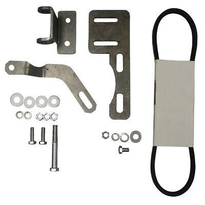 Alternator Conversion Bracket Kit Belt Fits Ih Farmall H Super H Hv I4