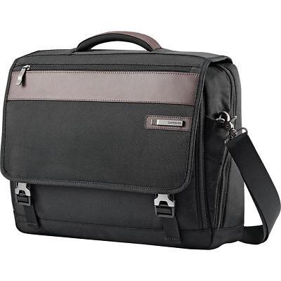 """Samsonite Kombi Flapover Brief 15.6"""" Laptop Business Case 92314"""