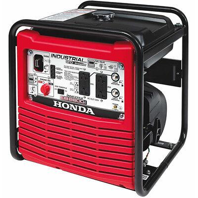 Honda Eb2800i - 2500 Watt Portable Industrial Inverter Generator W Gfci Prot...