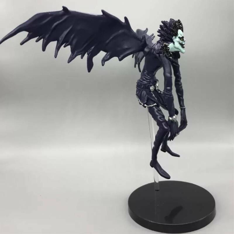 Anime Death Note Ryuk Stand Action Figure Doll Statue Collection Model Boys Gift Action Figures