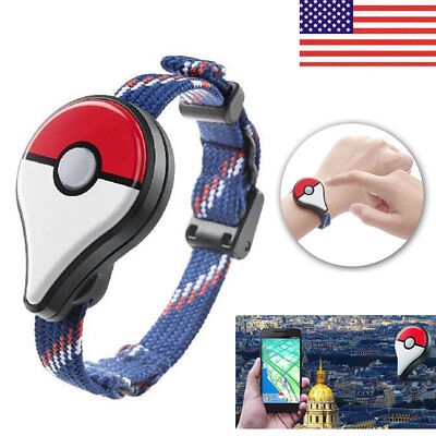 US Pokemon Go Plus Bluetooth Wristband Bracelet Watch Game Accessory F Nintendo