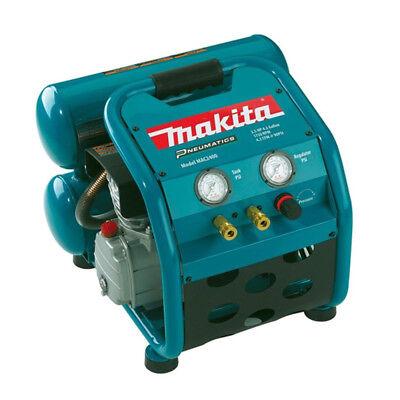 Makita 2.5 Hp 4.2 Gallon Oil-lube Air Compressor Mac2400 New
