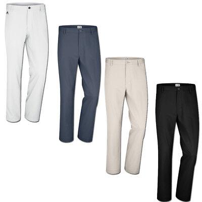 Adidas Golf Flat Front Pants Mens NWT Comfortable - Choose C