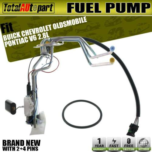 Electric Fuel Pump for 1998 BUICK CENTURY V6-3.1L Include Pressure Sensor