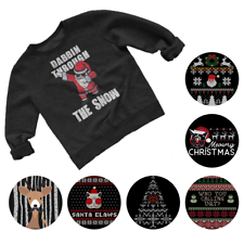 They Call Them Ugly - Teespring Holiday Sweatshirts Collection