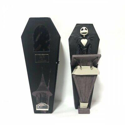 "The Nightmare Before Christmas Jack Podium 16"" Figure w/Coffin Box Jun Planning"