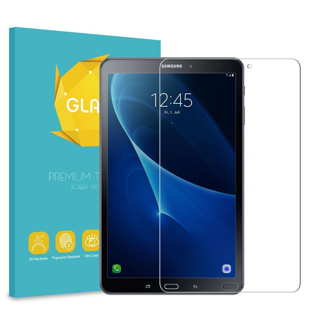 "For Samsung Galaxy Tab A 10.1"" Tablet HD Clear Tempered Glas"