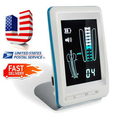 Usa Colourful Large Lcd Digital Dental Apex Locator Root Canal Meter Endodontic