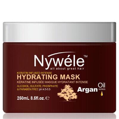 Nywele Keratin Infused Intense Hydrating Mask, 8.5 oz