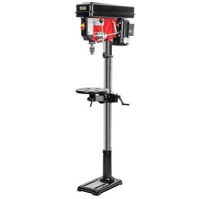 Drill Press Variable Speed 5/8 Chuck Floor Standing Laser Ca
