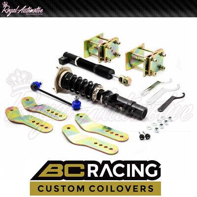BC Racing BR Coilovers Suspension Kit for Volkswagen Caddy 2K MK3 MK4 Van 55mm
