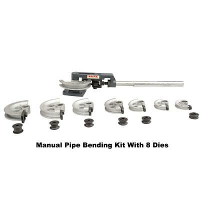 My22 Compact Bender Kit Manual Pipe Tube Bending Kit With 8 Die