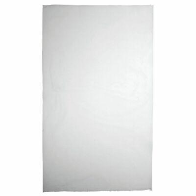 Hubert Clear Plastic Roll Bags - 12l X 20h
